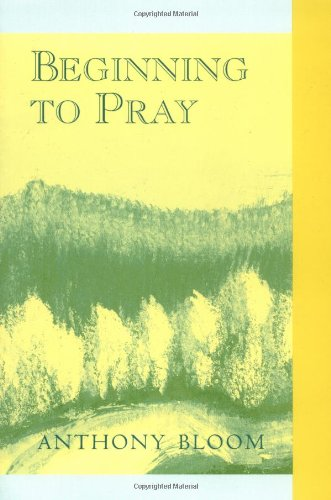 a link to the book Beginning To Pray by Anthony Bloom